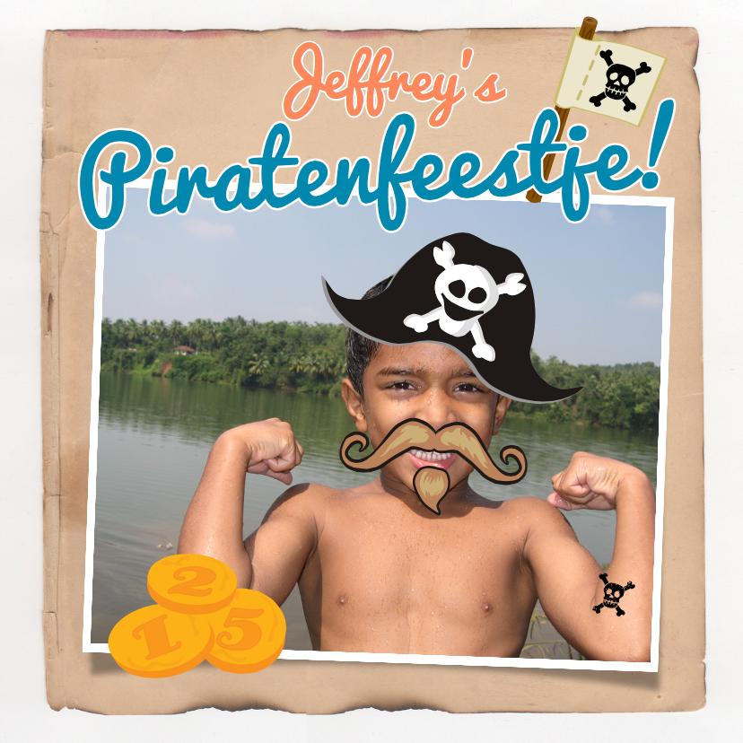 uitnodigingen voor kinderfeestje