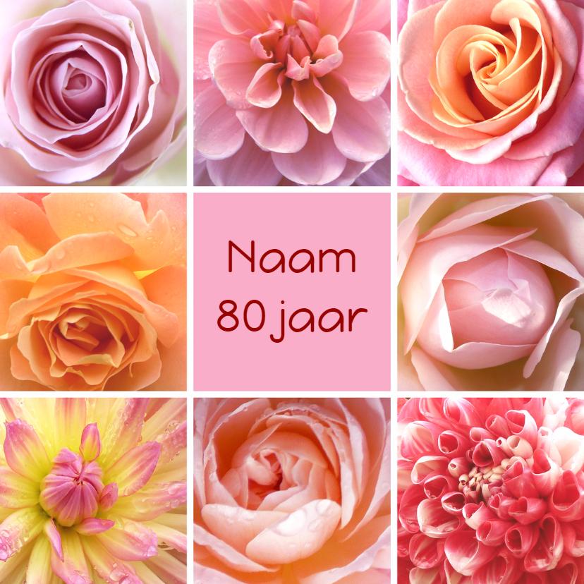 verjaardagskaarten voor vrouwen