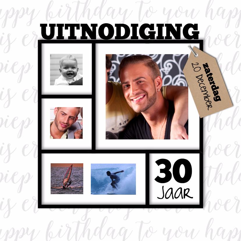30 jaar verjaardag